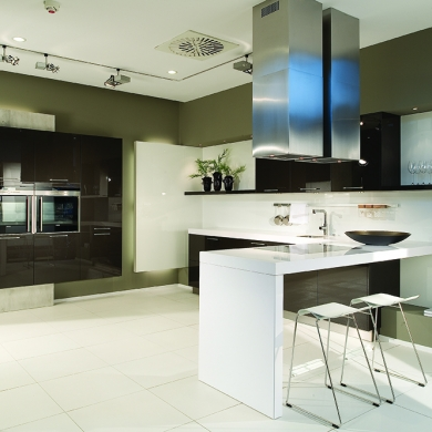 Cocinas de diseño Cocina Gros