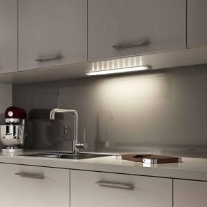 las luces adicionales esos detalles que nos facilitan el da a da en nuestra cocina qu me decs de esas luces que se encienden al abrir los cajones y